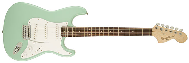 Squier AFFINITY ST/R SFG