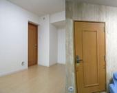 After2(壁解体と共に防音ドア処理 内・外側)