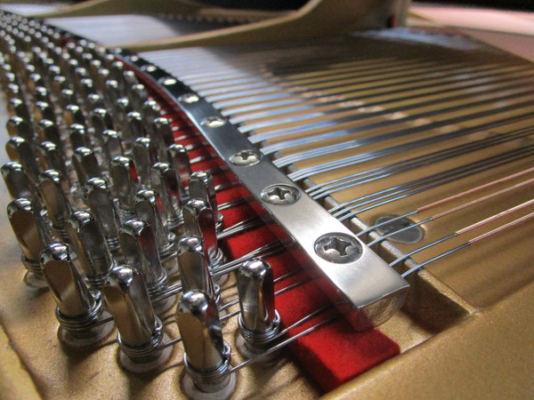 ピアノチューニングピン