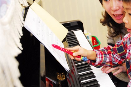 ピアノ科講師 鵜飼侑起子