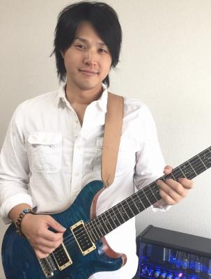 ギター科講師 工藤 大輔