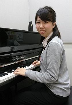 ピアノ サロン 予約制 レッスン 田島
