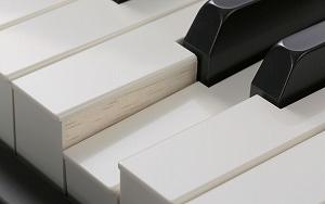 象牙調鍵盤