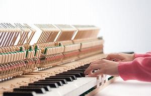 ハイブリッドピアノアクション