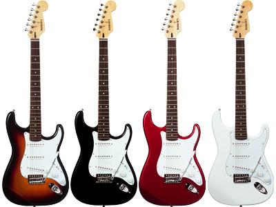 エレキギターの格付けランキング...