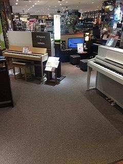 富士電子ピアノ