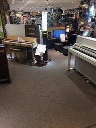 富士市電子ピアノ
