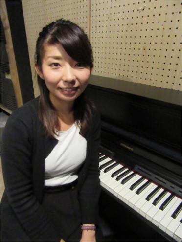 ピアノインストラクター 木村 雪乃