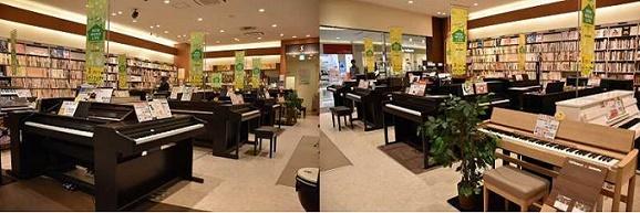 ピアノラインナップ 広島 電子ピアノ 選び方
