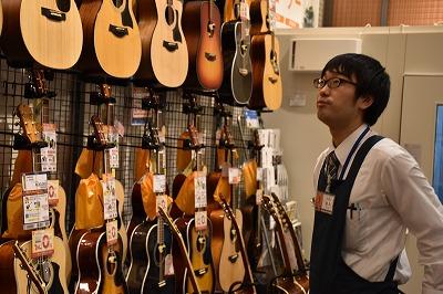 ギター担当 勇木