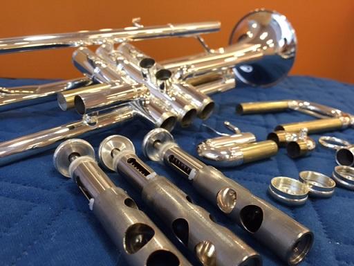 管楽器 修理 定期調整