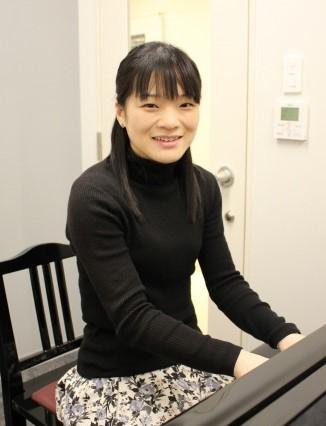 ピアノ科講師 小松藍