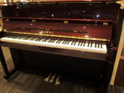 カワイアップライトピアノK114S