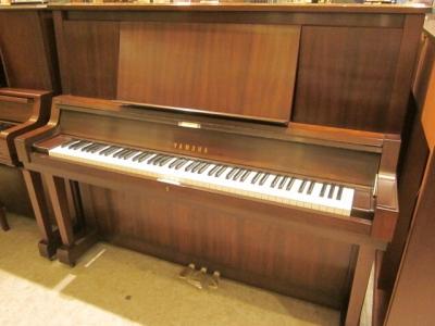 ヤマハ 中古ピアノ W102B 木目