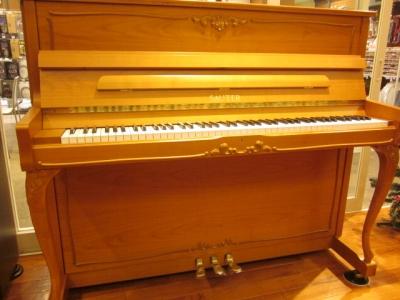 sauter UP122Barock ザウターピアノ