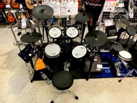 仙台泉店 電子ドラム TD-25SC-S