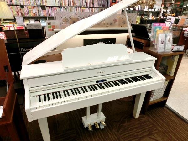 ローランド 最新 ピアノ