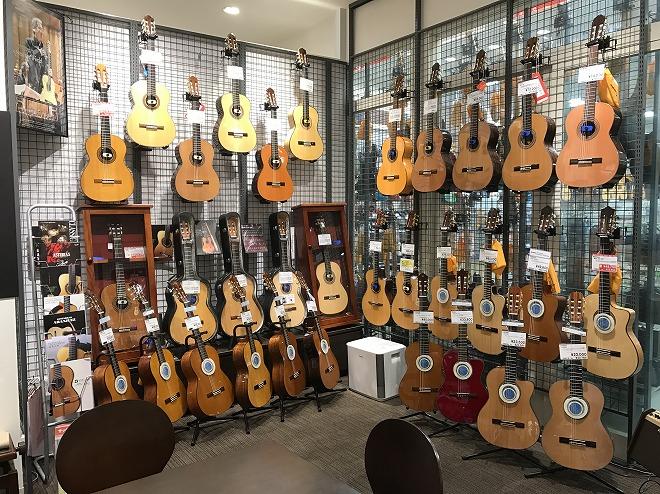 仙台 クラシックギター CG クラギ 島村
