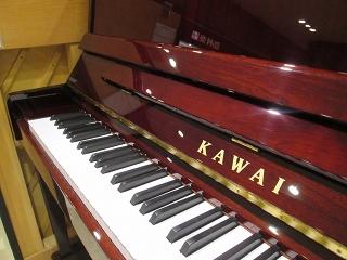 カワイ 新品ピアノ K-114S