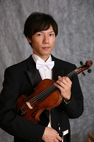 2ndヴァイオリン:中屋 響