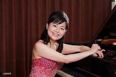 ピアニスト大渕雅子さん