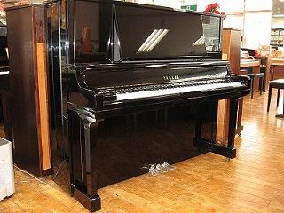島村楽器ピアノフェスタ2017in大阪 中古アップライトピアノ