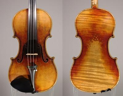 パウルスバイオリン
