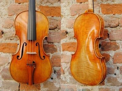 ラダエッリバイオリン