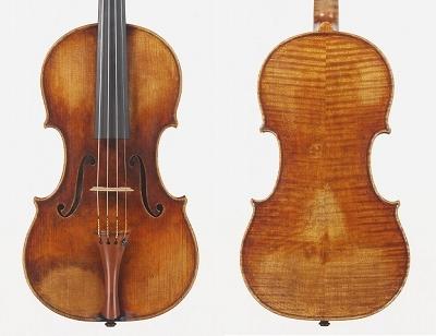 マウリツィオタディオリバイオリン