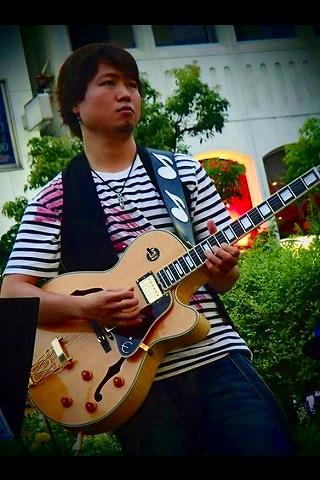 李聖貴 ギター 梅田ロフト店講師