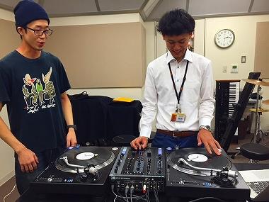 梅田 大阪 DJ教室