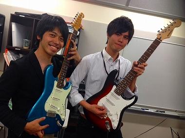 梅田 大阪 エレキギター教室
