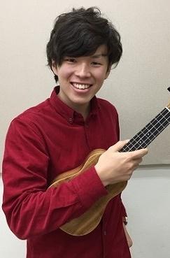 中嶋安行 ウクレレ 講師 梅田 教室
