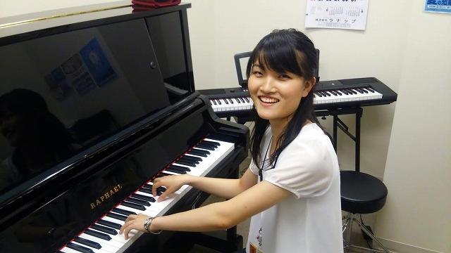 ピアノ 島村 大阪 梅田 教室