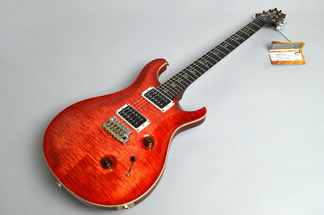 Paul Reed Smith(PRS) Custom24 KID LIMITED Blood Orangeトップ画像