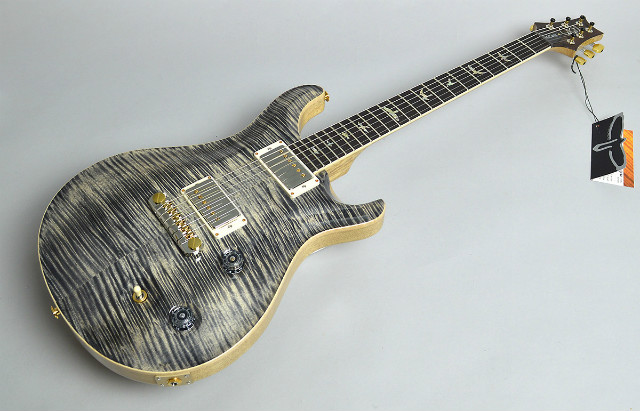 Paul Reed Smith(PRS) McCARTY/2016 Korina 10TOP Charcoalトップ画像