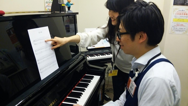 ピアノ 教室 梅田 島村楽器