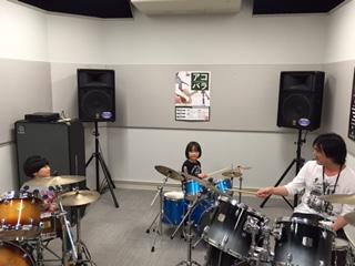 キッズドラム教室