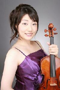 バイオリン講師 有馬 真弥