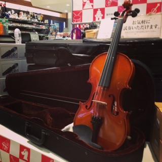 20, 140円で始められるバイオリンセット
