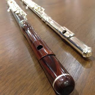 桜井フルート 木管製・総銀製お試しいただけます 島村楽器横浜みなとみらい店