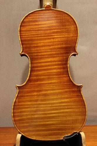 Andrea Schudtz 2016年製作 バイオリン 島村楽器みなとみらい店