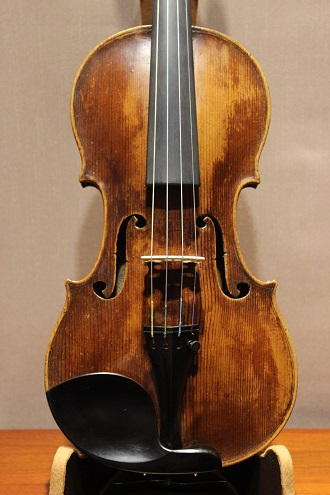 FussenViolin 1800年頃製作 島村楽器みなとみらい店