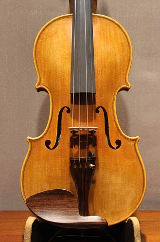 Maria Schudtz 2015年製作 バイオリン 島村楽器みなとみらい店