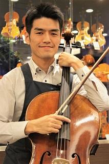 弦楽器アドバイザー 石井 島村楽器みなとみらい店