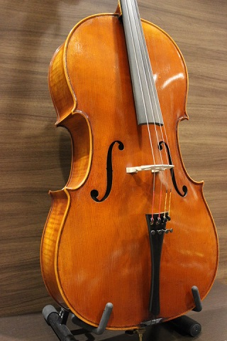 Bernd Dimbath チェロ X5 Stradivari 2014年製 島村楽器みなとみらい店