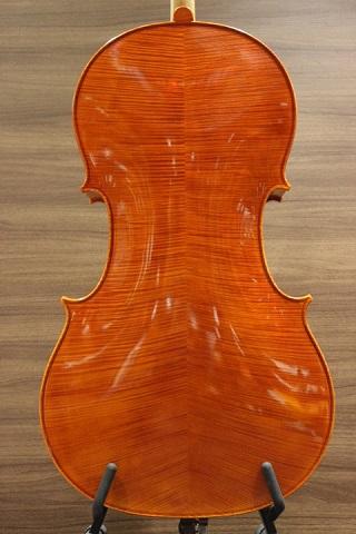 【中古品】Stefano Trabucchi チェロ 2014年製 島村楽器みなとみらい店