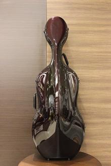 軽くてトコトン使いやすい!カーボンマックのチェロケースが¥99, 800(税込) 島村楽器みなとみらい店