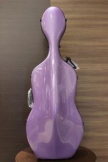 ヒューメビアンカ カーボンチェロケース 各色展示販売中 島村楽器みなとみらい店