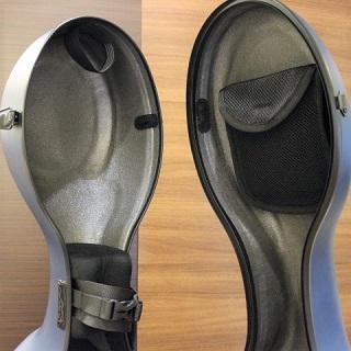 カーボンマックの新作はネックピローにロック式の留め具で安全性が向上
